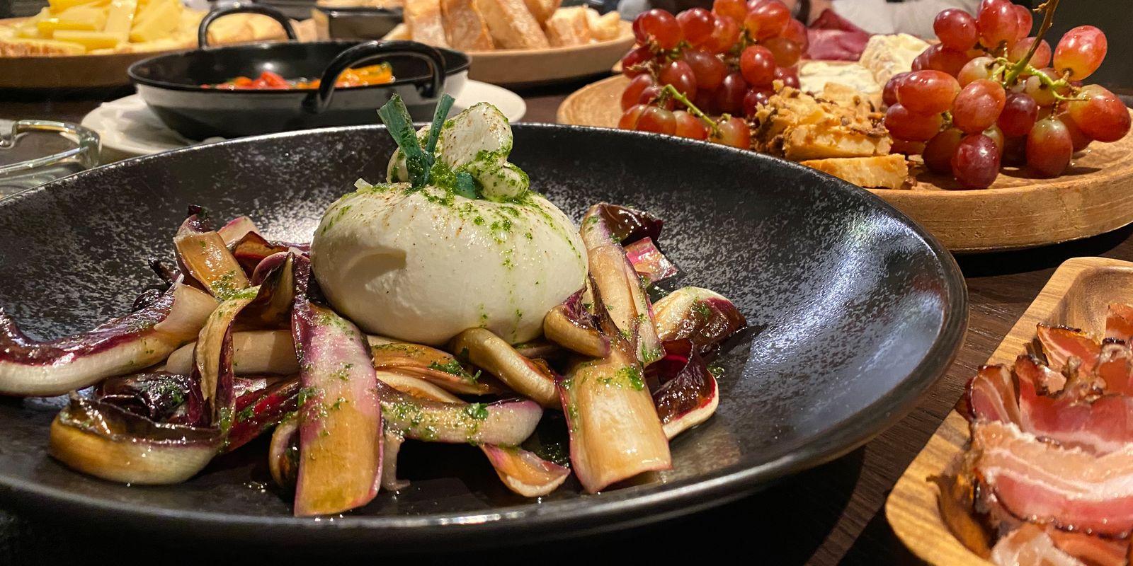 Kulinarische Genüsse im By Mara`s