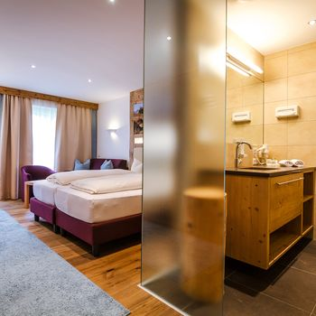 Comfort Zimmer für 2 Personen in Gerlos
