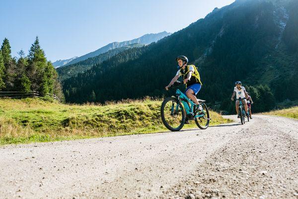 E-Bike Tour | © Zillertal Arena