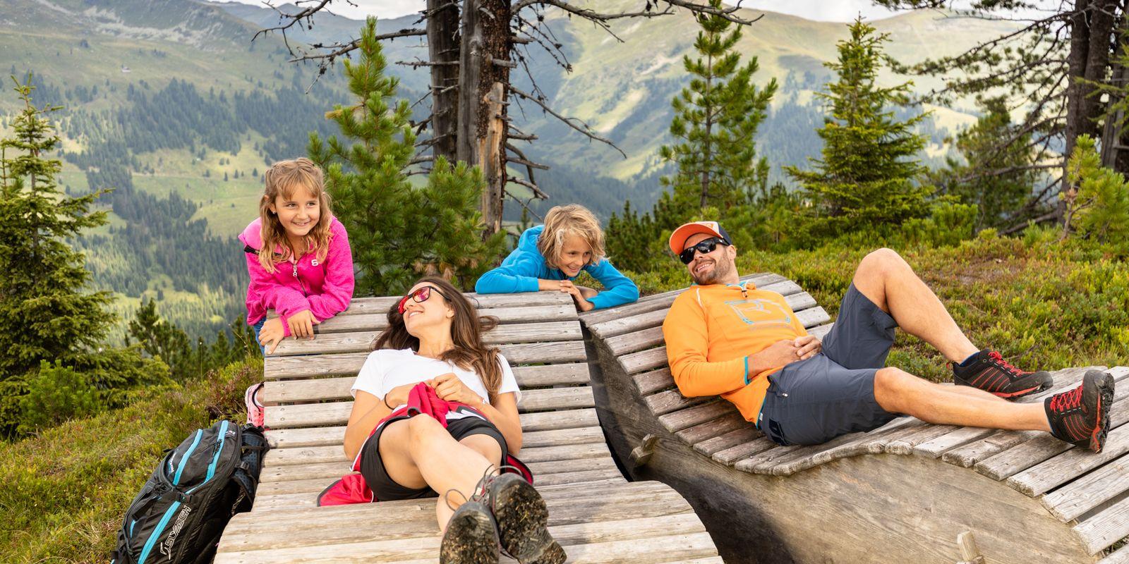 Familienwandern | © Zillertal Arena
