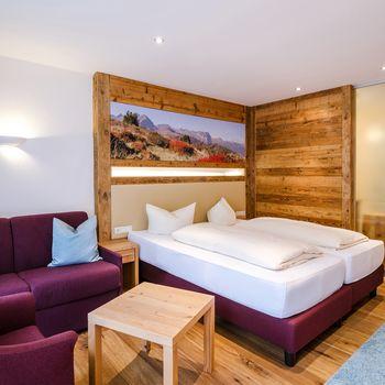 Comfort Zimmer im Hotel Central Gerlos