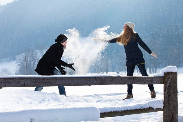 Spaß im Schnee | © Zillertal Arena