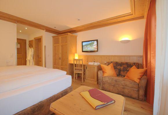 Comfort Zimmer im Hotel Central