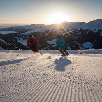 Skifahren in der Zillertal Arena | © Zillertal Arena