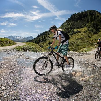 Panorama Bike Tour | © Zillertal Arena
