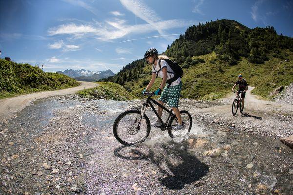 Panorama Bike Tour | © Zillertal Arena